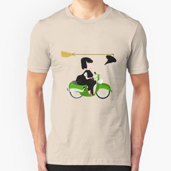 Simmi Logo vieux t-shirt noir s51 s50 schwalbe rda deux roues culte simmi culte