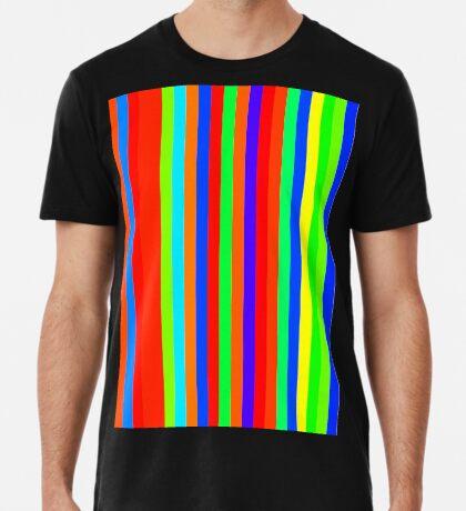 Stripes 003 Premium T-Shirt