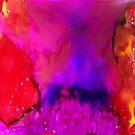 Purple Flare by Angela Treat Lyon