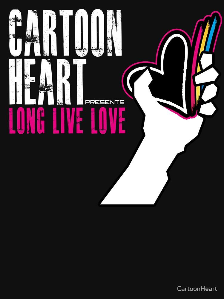 Cartoon Heart Presents: Long Live Love by CartoonHeart