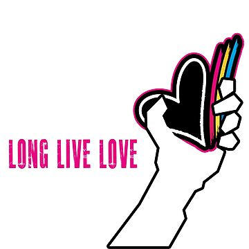 Cartoon Heart Presents: Long Live Love by CartoonHeart