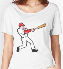 Camiseta ancha Batter