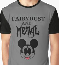 Fairydust and metal Graphic T-Shirt