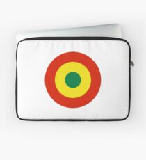 Roundel of Bolivian Air Force Laptop Sleeve