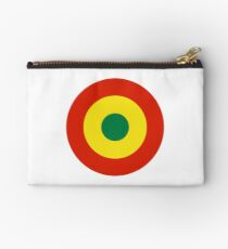 Roundel of Bolivian Air Force Zipper Pouch