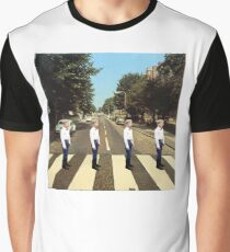 83f1c4ef1 Walmart Yodeling Abbey Road Graphic T-Shirt
