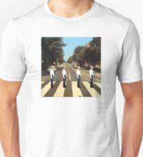 Walmart Yodeling Abbey Road Unisex T-Shirt