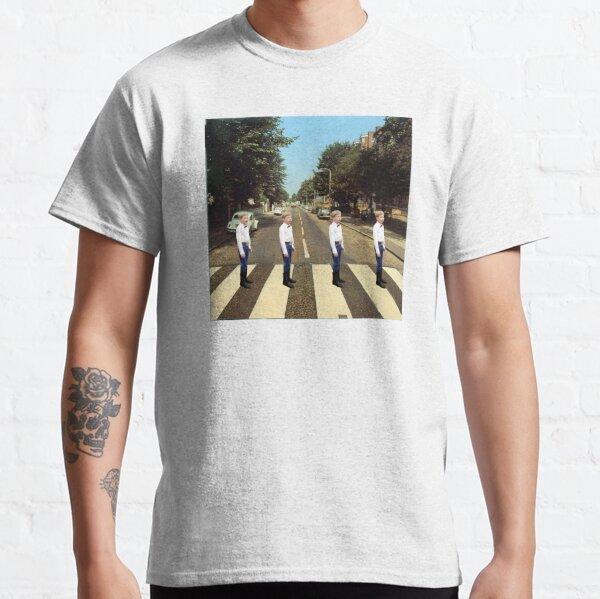 Walmart Yodeling Abbey Road Camiseta clásica