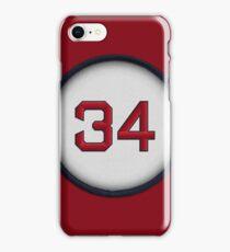 34 - Big Papi iPhone Case/Skin