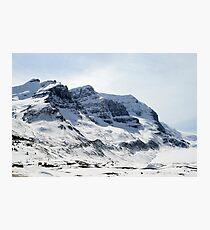 Icefields  Photographic Print