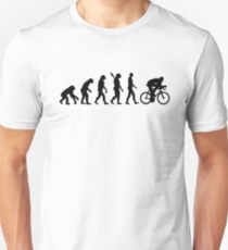 Evolution cycling bicycle T-Shirt