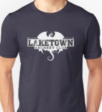 Laketown Archery Club (Dark) Unisex T-Shirt