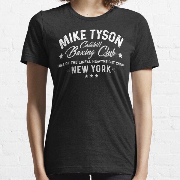 Mike Tyson - Club de boxe Catskill - Blanc T-shirt essentiel