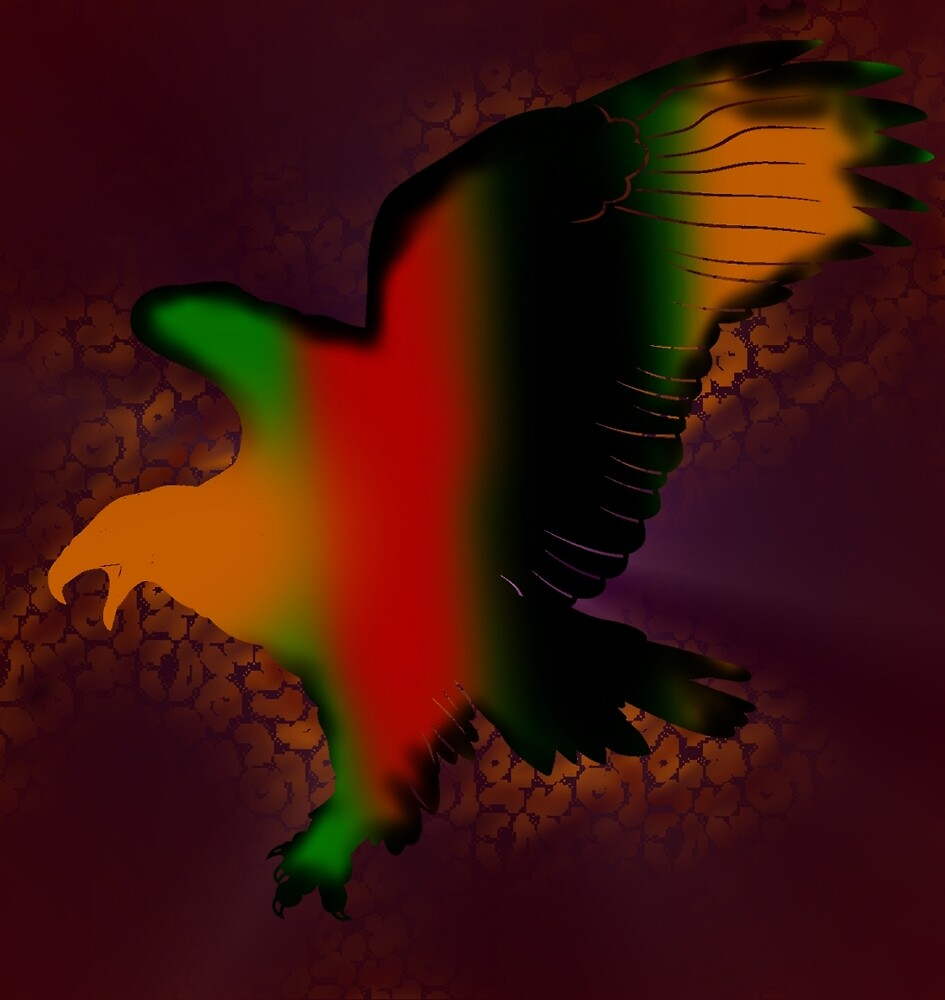 Zambian Eagle by IS0metric
