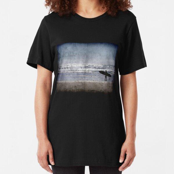 Vintage Summer  - Tshirt Slim Fit T-Shirt