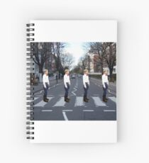 Walmart Yodel Boy (Mason Ramsey)  Spiral Notebook