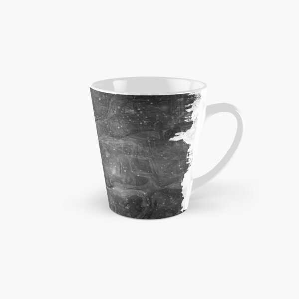 The Atlas of Dreams - Plate 37 (b&w) Tall Mug