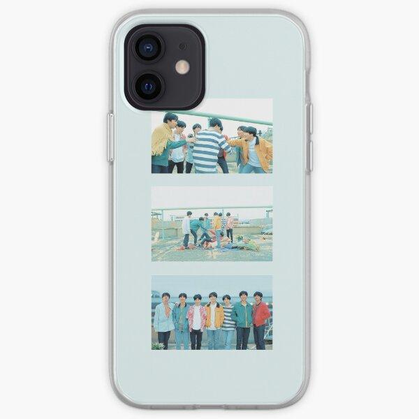 BTS iPhone Soft Case