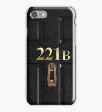 221b Bag iPhone Case/Skin