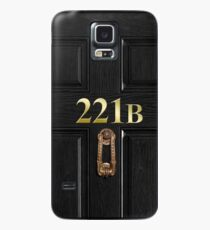 221b Bag Case/Skin for Samsung Galaxy