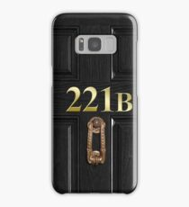 221b Bag Samsung Galaxy Case/Skin
