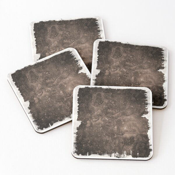 The Atlas of Dreams - Plate 37 Coasters (Set of 4)
