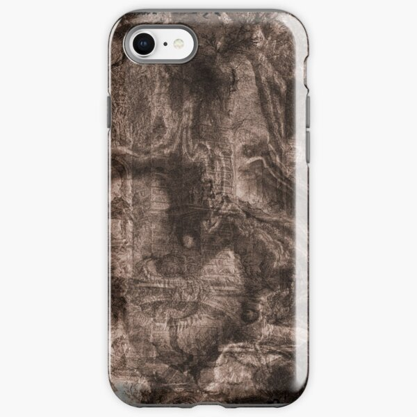 The Atlas of Dreams - Plate 38 iPhone Tough Case