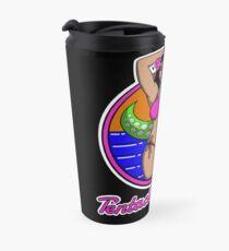 Tentacle Beach Travel Mug