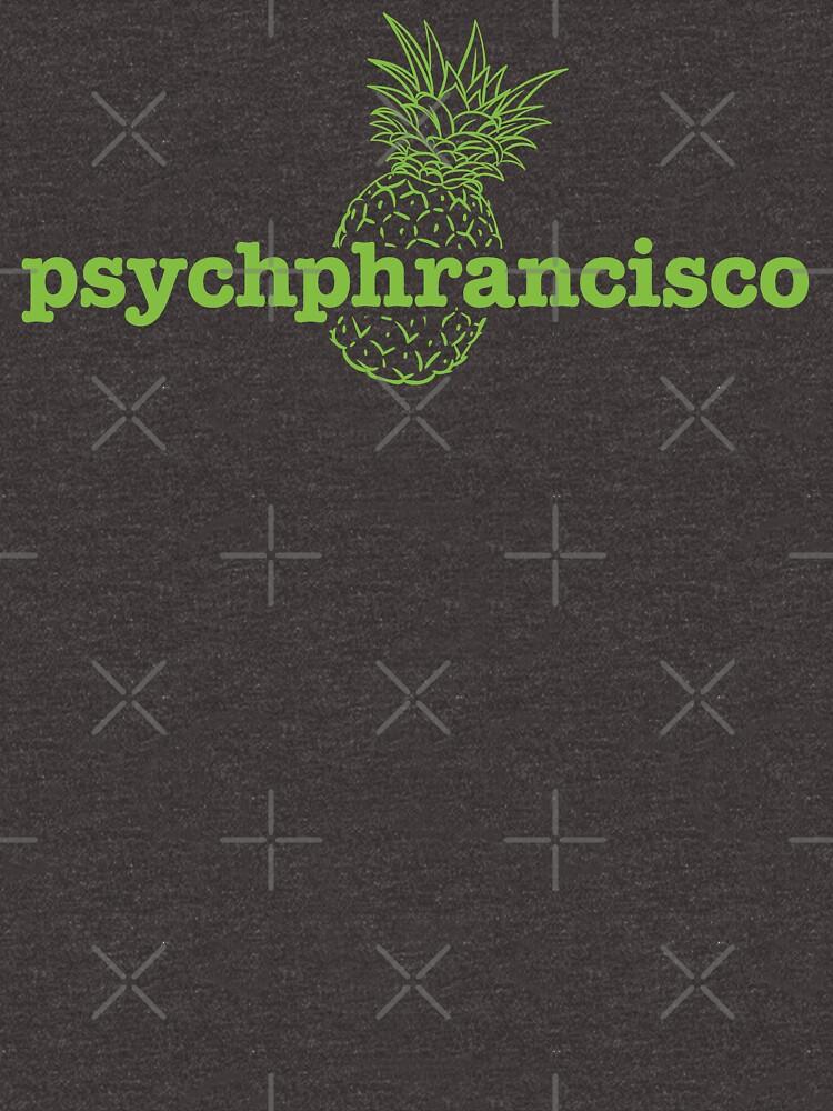 psychphrancisco - Psych von leftoverprints