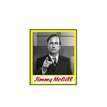 Better Call Saul Jimmy McGill Lawyer by 815seo