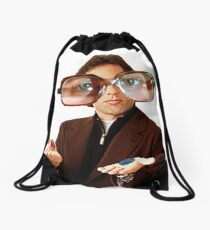 What's the Deal with Reality? Drawstring Bag