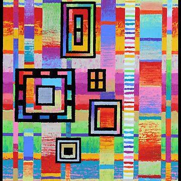 System Of Cubes by jeremygwa
