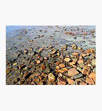 Rocks to the Horizon (V1) Photographic Print