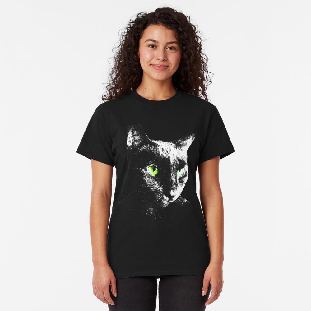Black Cat 4 Classic T-Shirt