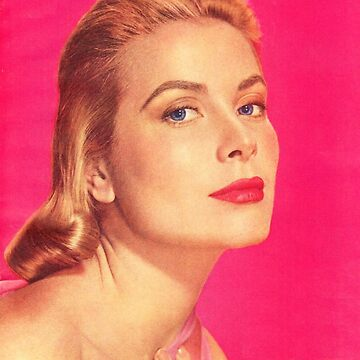 GRACE KELLY  by colorcollective