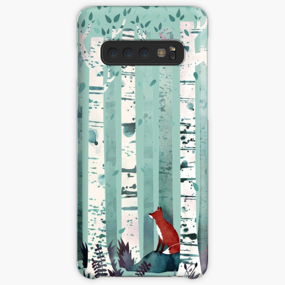 The Birches Cases & Skins for Samsung Galaxy