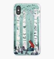 The Birches iPhone Case
