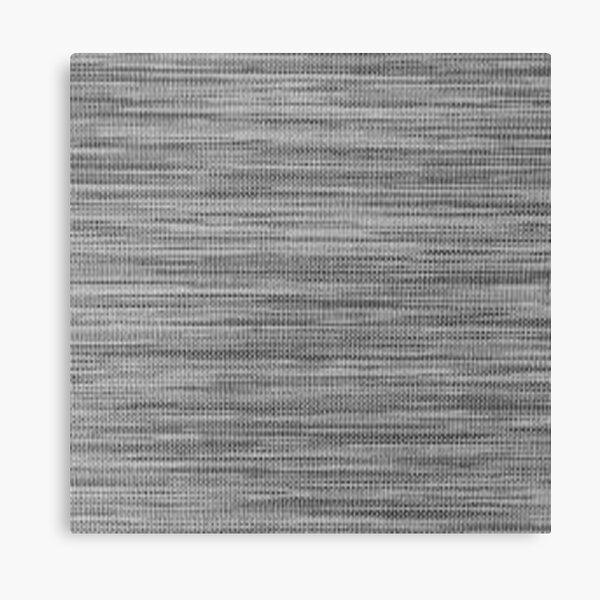 Weave, template, routine, stereotype, gauge, mold, sample, specimen Canvas Print