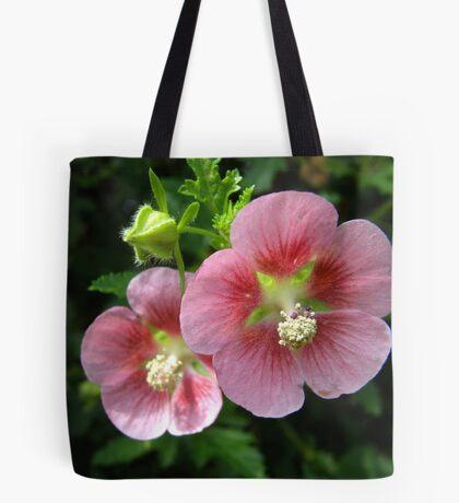 Pink Beauties Tote Bag