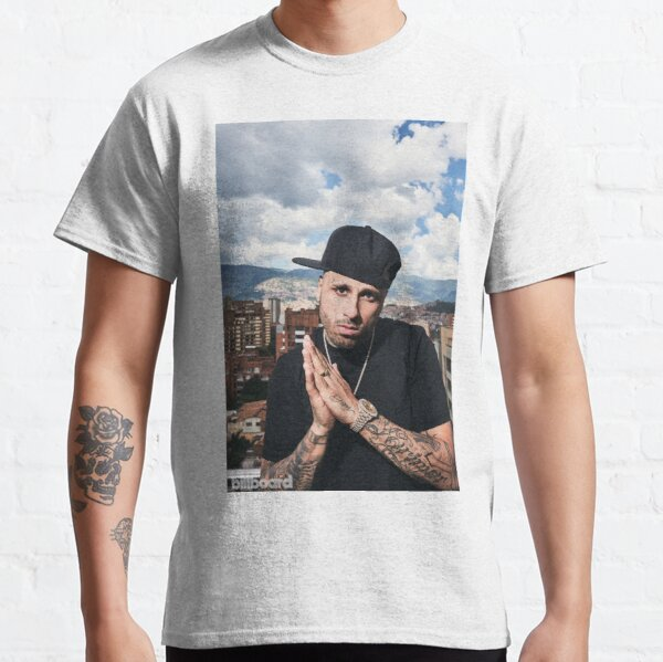 Nicky Jam Classic T-Shirt