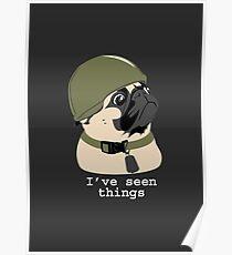 Pug of War Poster
