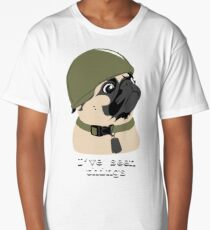 Pug of War Long T-Shirt
