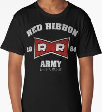 RED RIBBON ARMY 1984 Long T-Shirt