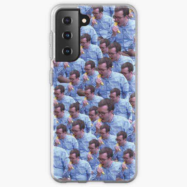 banana vore boy // griffin mcelroy Samsung Galaxy Soft Case
