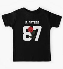 Evan Peters - Rose Kinder T-Shirt