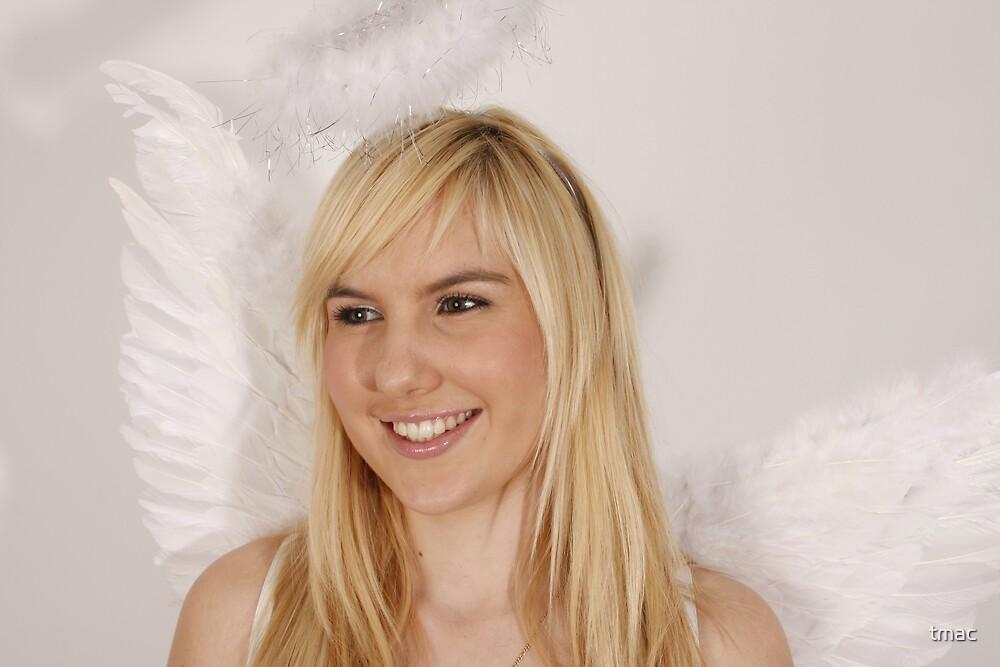 Sinda - Angel - Close Up by tmac