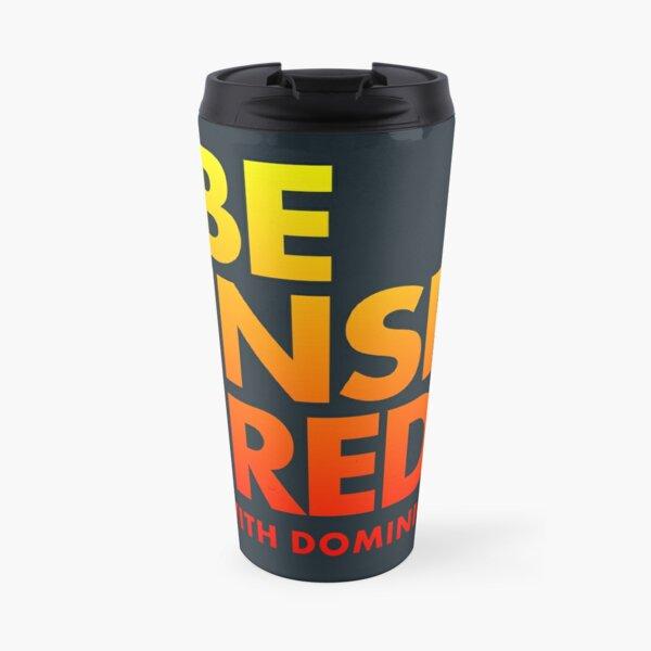 Be Inspired with Dominic - Logo Travel Mug