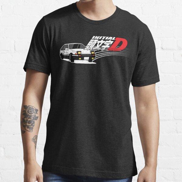 Initial D Drifting Logo Essential T-Shirt