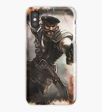 Special Forces GANGPLANK iPhone Case/Skin