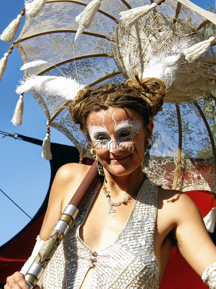 Performers | Stilt Walkers @ Rainbow Serpent Festival 2009 by OZDOOF